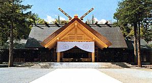 HOKKAIDO JINGU (Hokkaido Shrine) Web Site